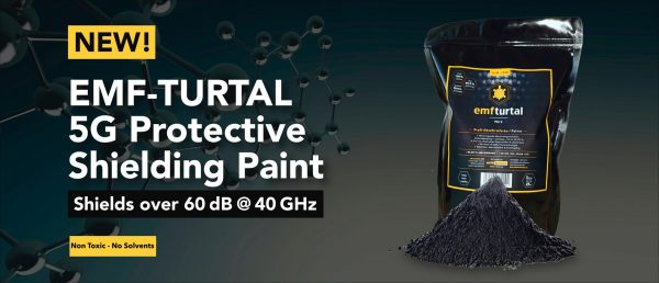 EMF-Turtal 5G Protective Shielding Paint